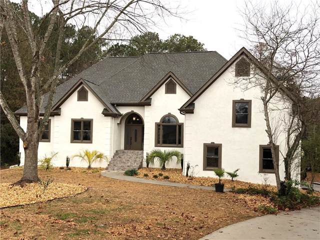 604 Arlington Circle, Jonesboro, GA 30236 (MLS #6652408) :: The Butler/Swayne Team
