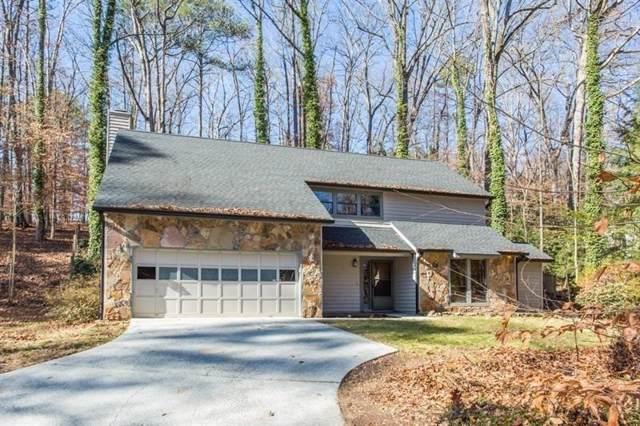 445 Taberwood Way, Roswell, GA 30076 (MLS #6653636) :: Todd Lemoine Team