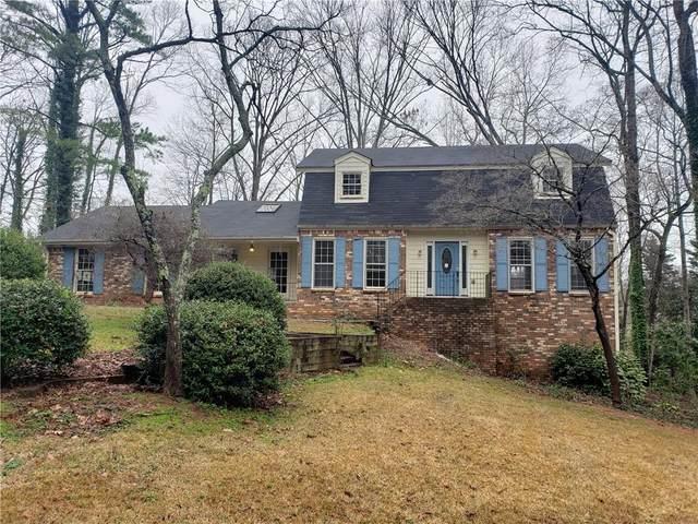 4440 Lambert Drive NW, Kennesaw, GA 30144 (MLS #6653650) :: Kennesaw Life Real Estate