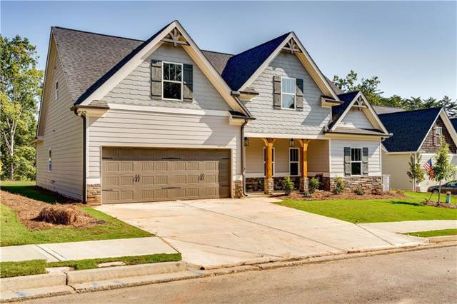 603 Highwater, Waleska, GA 30183 (MLS #6653724) :: North Atlanta Home Team