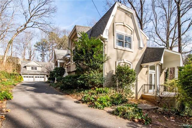 245 Glen Lake Drive, Sandy Springs, GA 30327 (MLS #6654073) :: The Zac Team @ RE/MAX Metro Atlanta