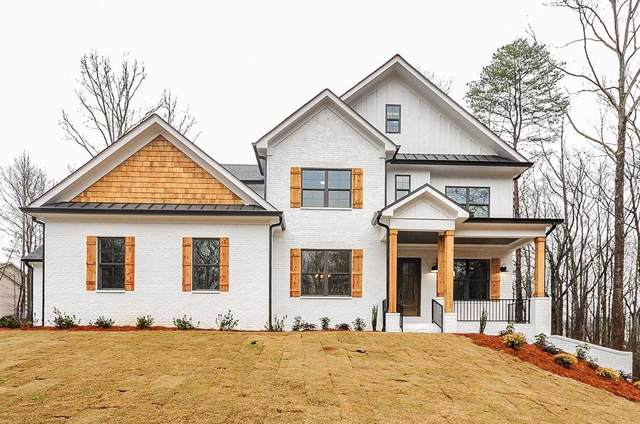 1630 Prospect Road, Lawrenceville, GA 30043 (MLS #6654151) :: North Atlanta Home Team
