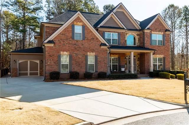 9075 Yellow Pine Court, Gainesville, GA 30506 (MLS #6654305) :: North Atlanta Home Team
