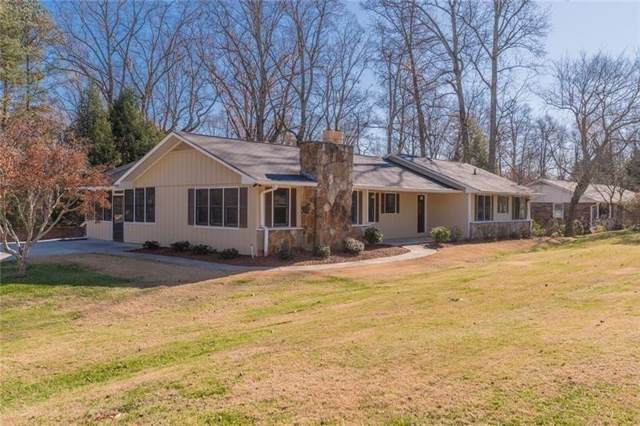 307 Mountain Brook Road, Cumming, GA 30040 (MLS #6654481) :: North Atlanta Home Team