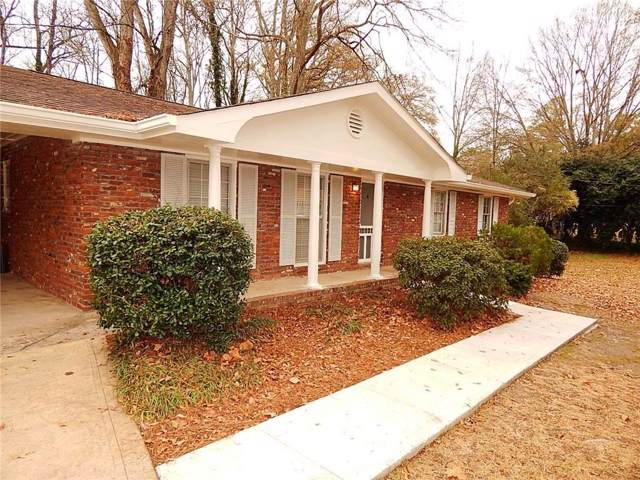 2662 Creekview Way SW, Marietta, GA 30008 (MLS #6654489) :: Path & Post Real Estate