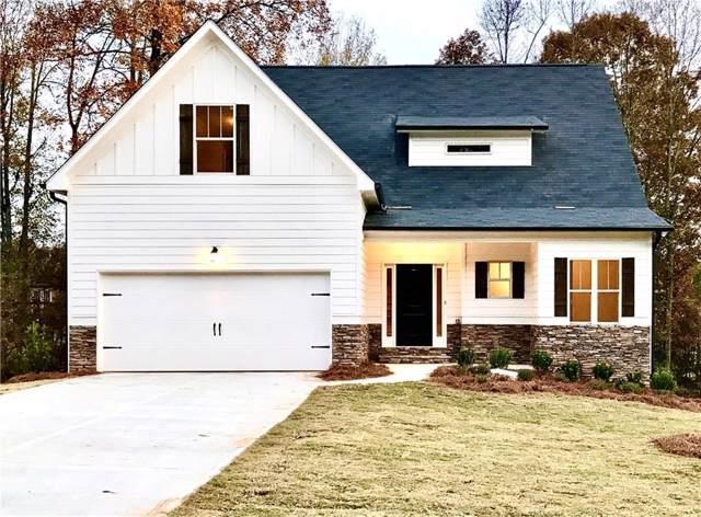74 Peregrine Lane S, Dawsonville, GA 30534 (MLS #6655000) :: RE/MAX Paramount Properties