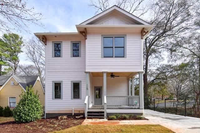115 Lansdowne Avenue, Decatur, GA 30030 (MLS #6656220) :: North Atlanta Home Team