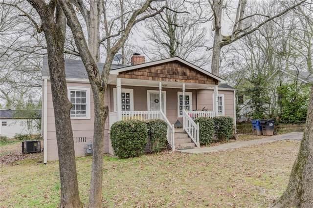 1397 Mcclelland Avenue, East Point, GA 30344 (MLS #6656330) :: North Atlanta Home Team