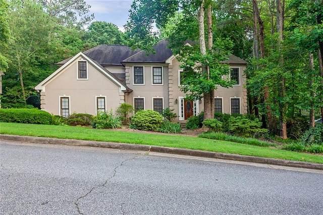 5115 Cottage Farm Road, Alpharetta, GA 30022 (MLS #6657002) :: RE/MAX Prestige