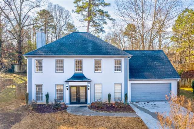 2215 Morning Court NW, Acworth, GA 30102 (MLS #6657246) :: North Atlanta Home Team