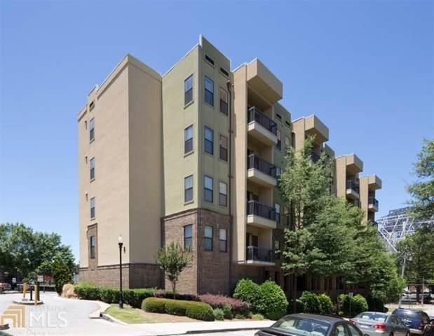 425 SW Chapel Street SW #1105, Atlanta, GA 30313 (MLS #6657440) :: North Atlanta Home Team