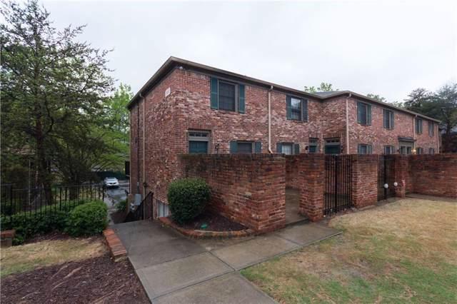 3087 Colonial Way H, Atlanta, GA 30341 (MLS #6658056) :: The Heyl Group at Keller Williams