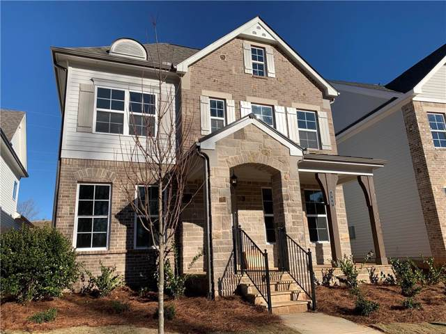 560 Central Park Overlook, Alpharetta, GA 30004 (MLS #6658064) :: North Atlanta Home Team