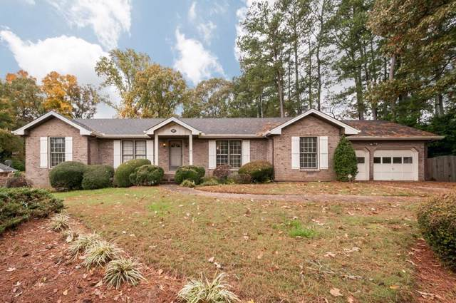 687 Rollingwood Place, Stone Mountain, GA 30087 (MLS #6658263) :: North Atlanta Home Team