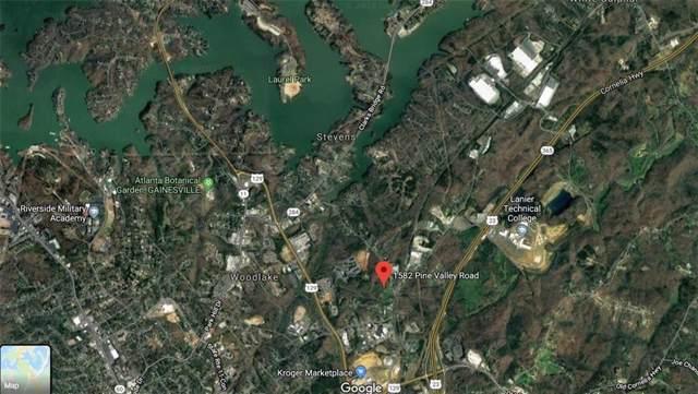 1582-6 Pine Valley Road, Gainesville, GA 30501 (MLS #6658997) :: North Atlanta Home Team
