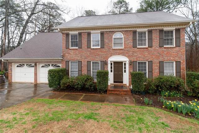 3354 Floral Court, Suwanee, GA 30024 (MLS #6659180) :: The Heyl Group at Keller Williams