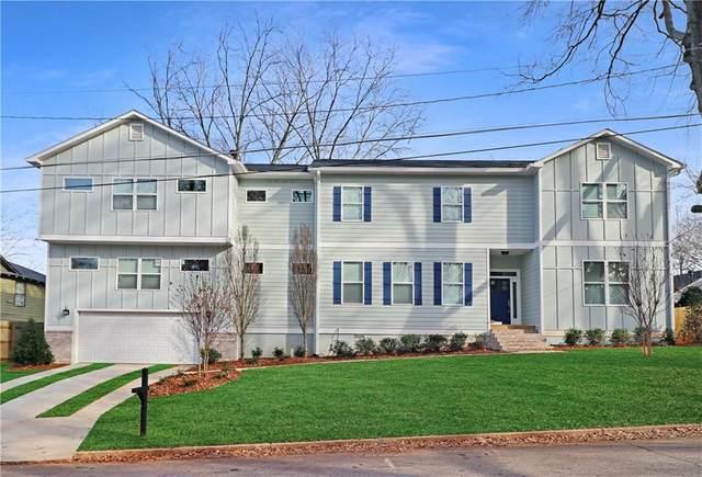 255 Ohm Avenue, Avondale Estates, GA 30002 (MLS #6659354) :: RE/MAX Paramount Properties