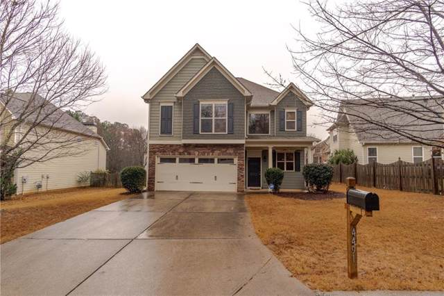 4491 Hamby Pond Place NW, Acworth, GA 30102 (MLS #6659463) :: North Atlanta Home Team