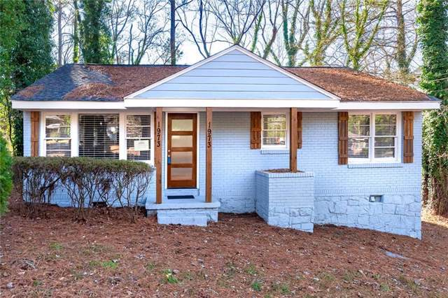 1973 Wells Drive SW, Atlanta, GA 30311 (MLS #6659528) :: Kennesaw Life Real Estate