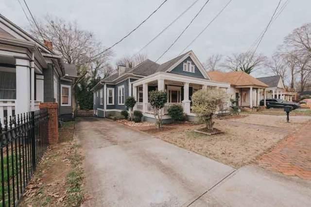 647 Grady Place SW, Atlanta, GA 30310 (MLS #6659882) :: North Atlanta Home Team