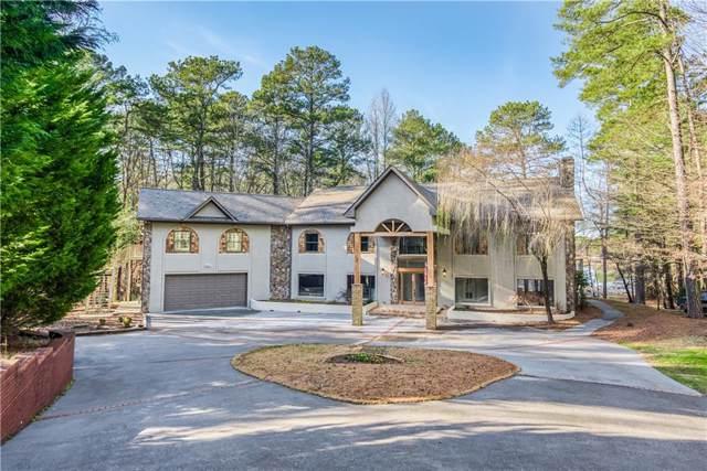 507 Bentwood Drive, Woodstock, GA 30189 (MLS #6660027) :: RE/MAX Paramount Properties
