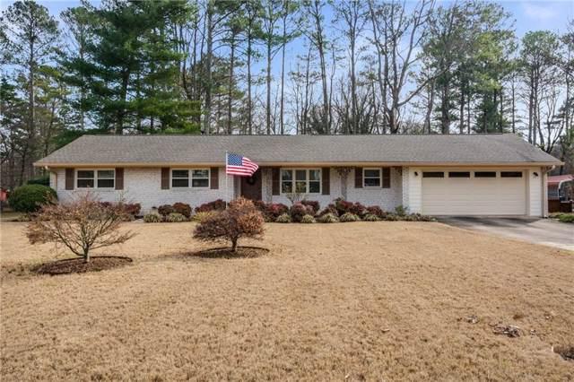 5826 Dana Drive, Norcross, GA 30093 (MLS #6660110) :: RE/MAX Paramount Properties