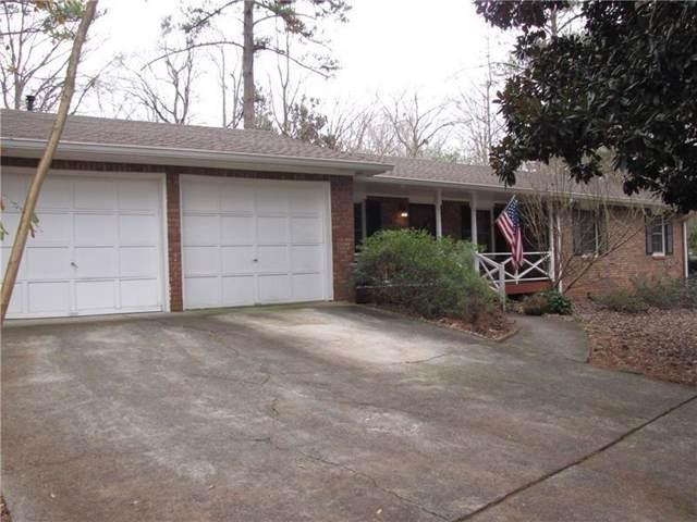 1730 Branch View Drive, Marietta, GA 30062 (MLS #6660112) :: North Atlanta Home Team
