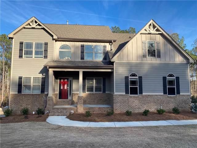110 Charleston Dr, Senoia, GA 30276 (MLS #6660176) :: North Atlanta Home Team