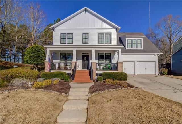 5807 Peacock Lane, Hoschton, GA 30548 (MLS #6660450) :: North Atlanta Home Team