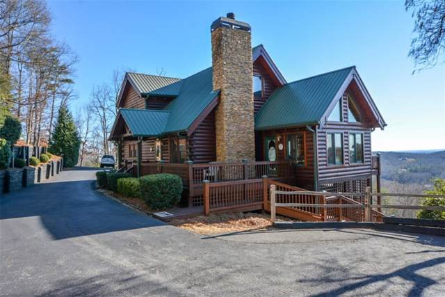 424 Ranch Mountain Drive, Dahlonega, GA 30533 (MLS #6660912) :: North Atlanta Home Team