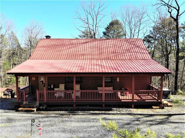 3533 Old Flat Branch Road, Ellijay, GA 30254 (MLS #6661183) :: RE/MAX Prestige