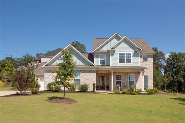 701 Crestbrook Court, Canton, GA 30115 (MLS #6661365) :: RE/MAX Paramount Properties