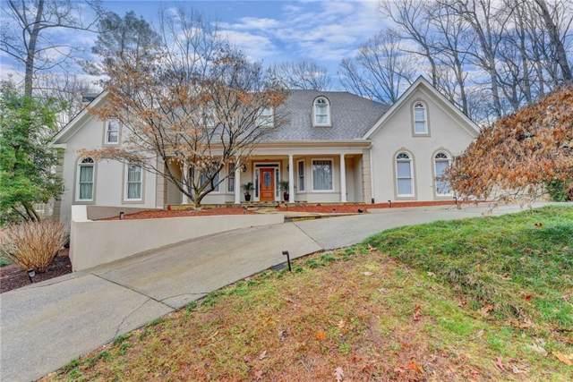 3395 Spalding Drive, Atlanta, GA 30350 (MLS #6661853) :: The Butler/Swayne Team