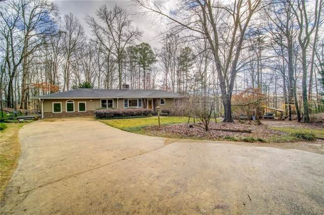 4330 Cumming Highway, Canton, GA 30115 (MLS #6662480) :: North Atlanta Home Team