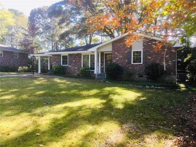 2853 Mount Olive Drive, Decatur, GA 30033 (MLS #6662534) :: RE/MAX Paramount Properties