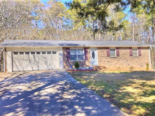 3031 Hillwood Drive NW, Lawrenceville, GA 30044 (MLS #6662695) :: Rock River Realty