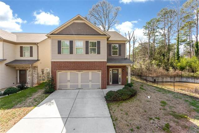 878 Burns Estates Drive, Lilburn, GA 30047 (MLS #6663058) :: North Atlanta Home Team