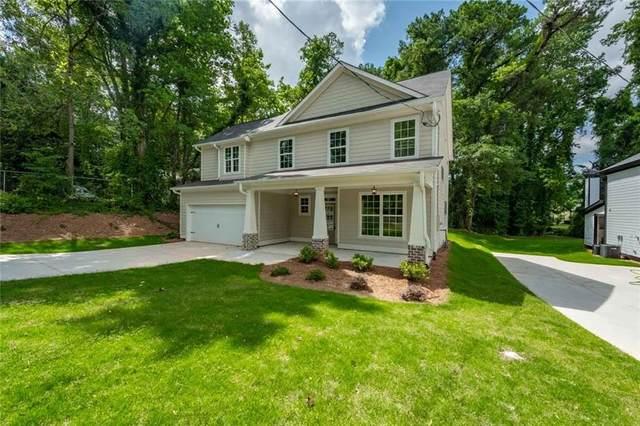 1487 Eastland Road, Atlanta, GA 30316 (MLS #6663588) :: Tonda Booker Real Estate Sales