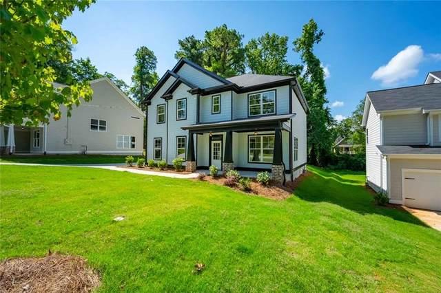 1481 Eastland Road SE, Atlanta, GA 30316 (MLS #6663593) :: Tonda Booker Real Estate Sales