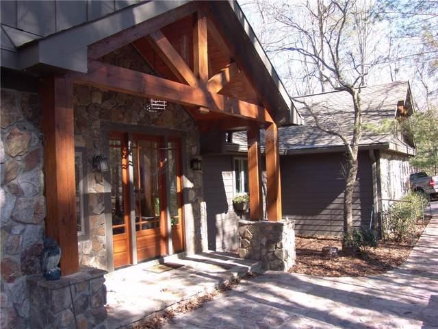 270 Indigo Bunting Trail, Big Canoe, GA 30143 (MLS #6663905) :: North Atlanta Home Team
