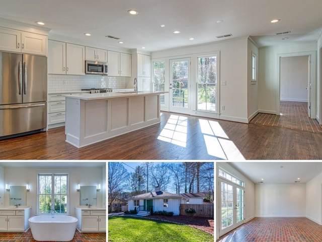 1036 Oakview Drive SE, Smyrna, GA 30080 (MLS #6663951) :: RE/MAX Paramount Properties