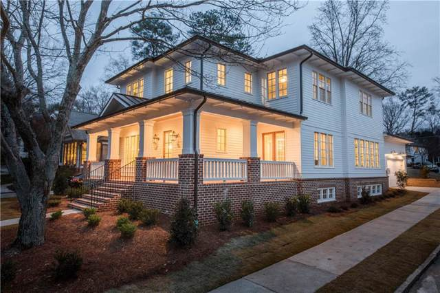 775 Amsterdam Avenue NE, Atlanta, GA 30306 (MLS #6664704) :: North Atlanta Home Team