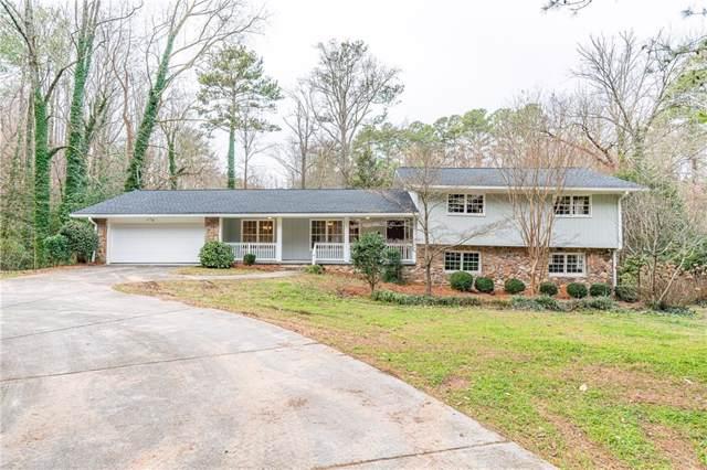 2494 Nancy Lane NE, Atlanta, GA 30345 (MLS #6664869) :: The Heyl Group at Keller Williams