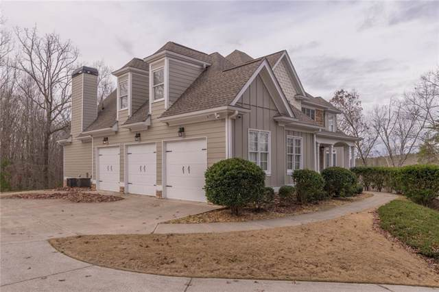 160 Lula Payne Trail, Ball Ground, GA 30107 (MLS #6664942) :: Path & Post Real Estate