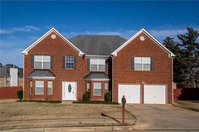 636 Pristine Place, Jonesboro, GA 30238 (MLS #6664981) :: North Atlanta Home Team