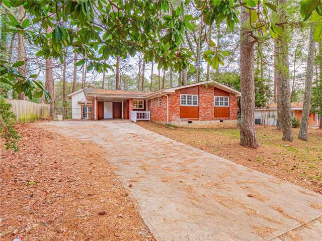 2565 Woodacres Road NE, Atlanta, GA 30345 (MLS #6665382) :: RE/MAX Paramount Properties