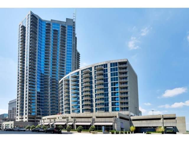 400 W Peachtree Street NW #2911, Atlanta, GA 30308 (MLS #6665419) :: RE/MAX Prestige