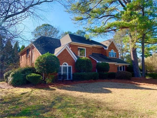 5250 Skidaway Drive, Alpharetta, GA 30022 (MLS #6665572) :: North Atlanta Home Team