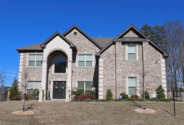 3119 Wild Plum Place, Conyers, GA 30094 (MLS #6665657) :: North Atlanta Home Team