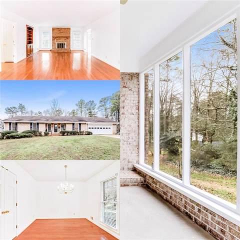 1290 Land O Lakes Drive, Roswell, GA 30075 (MLS #6665688) :: Charlie Ballard Real Estate